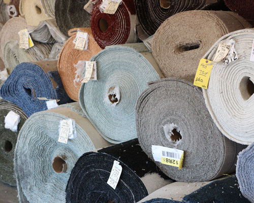 Frieze Carpet only $1.29/sq ft!