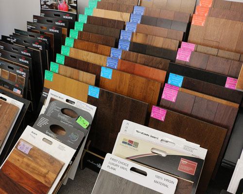 Laminate Flooring as low as 75¢ sq. ft!