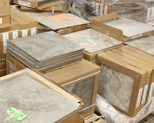 Porcelain Tile as low as 49¢ sq. ft!