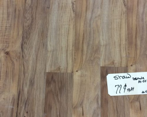 American Made Laminate-79¢/sq. ft